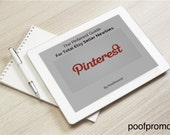 Etsy Store - How to Use Pinterest - Guide for New Sellers