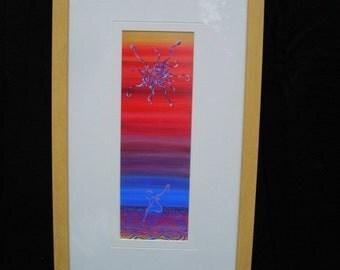 Contemplation - Fine Art Print on Watercolour Paper