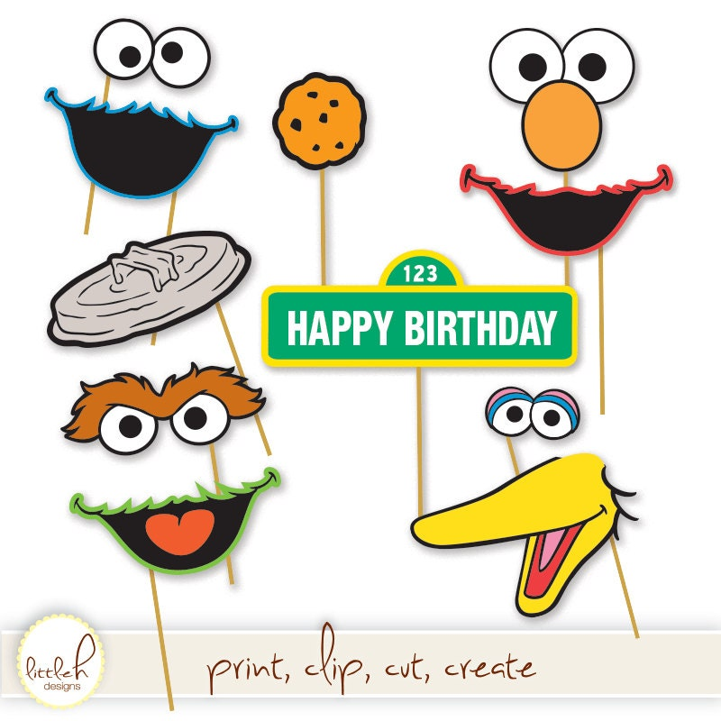 Cookie Monster Coloring Pages together with Sesame Street Printable Photo Booth moreover 30th Birthday Party Games as well Oscars Party Favors additionally Red Carpet Invitation Hollywood Party. on oscar party free printables