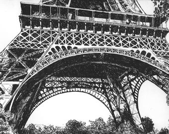 Art Print - Paris, France