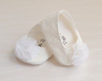 Baby Shoes Baby Girls Shoes Toddler Girls Shoes Soft Sole Shoes Spring Shoes Summer Shoes White Shoes With Bow Christening Shoes