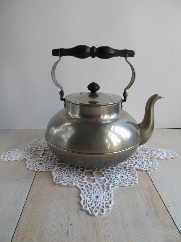 Vintage soviet copper kettle Home decor Made in USSR