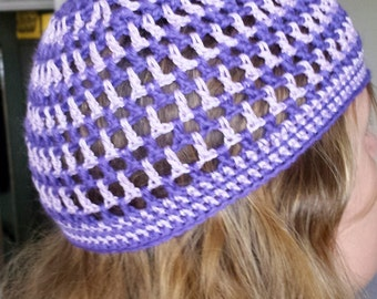 Hats are very nice to wear for anyone (adults and children). Crochet hats with flowers.