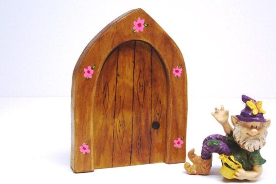 Fairy Door Gnome Door Faerie Door