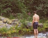 Picnic Blanket- Buffalo Plaid Wool Blanket- Camping Gear- Summer, Waterproof, Personalized Gift for Men