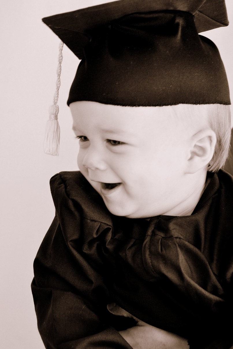 Baby Cap And Gown - Sqqps.com