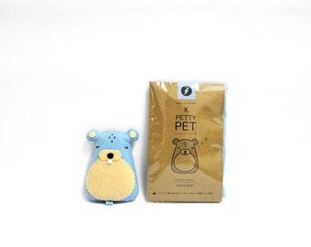 Make You Own Petty-Pet Sleeping Hamsty Sewing Kit