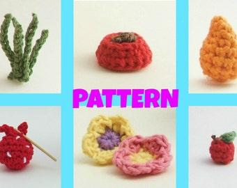 Crochet Prop Pattern / Crochet Amigurumi Pattern / Baby Crochet Props / Amigurumi Pattern / Crochet Pattern / Kids Toys / Baby Amigurumi Toy