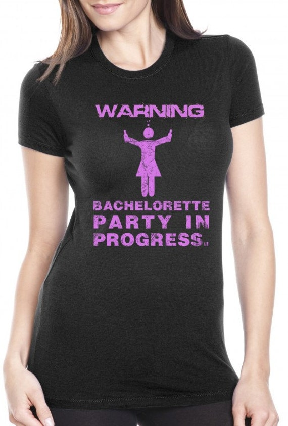 Bachelorette Party Shirt Funny Bride T Shirt By