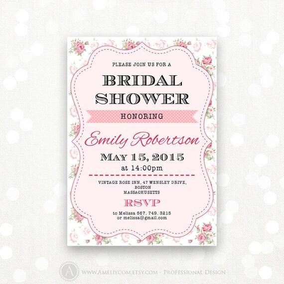 Tea Party Bridal Shower Invitation is adorable invitations ideas