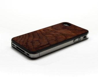 iPhone 4 Case Wood Redwood Burl, Wood iPhone 4S Case Wood iPhone 4 Case, iPhone 4 Wood Case, iPhone 4S Wood Case, iPhone Case