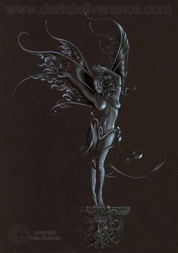Nude Fairy Art 29