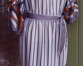 Vintage Long Sleeve Dress by Lehigh