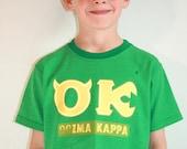 Monsters University Inspired Oozma Kappa T shirt Design Instant Download