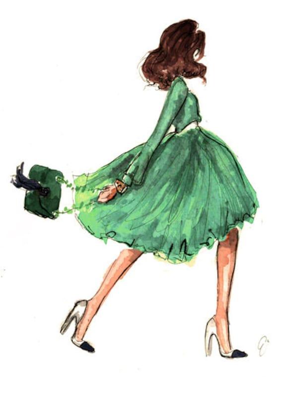 Dress In Sparkles Prints Galore