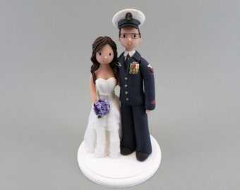 military wedding cake toppers navy navy cake topper etsy 17378