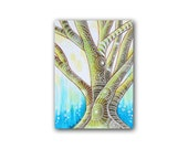 ACEO art print, Tree