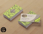 Professional Business Card Custom Made Design High Resolution File