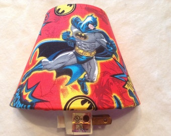 Batman Super Hero Night Light