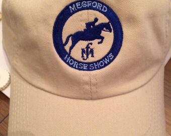 MegFord Horse Show Hat