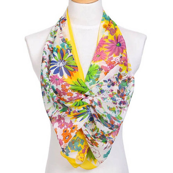 Find great deals on eBay for yellow women scarf. Shop with confidence.