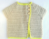 PDF Kotori Jacket Pattern Digital Cardigan Baby Toddler Child Kids Easy Beginner Handmade Email