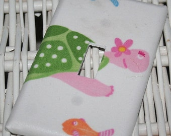 Switchplate Made W Pottery Barn Kids Where The By