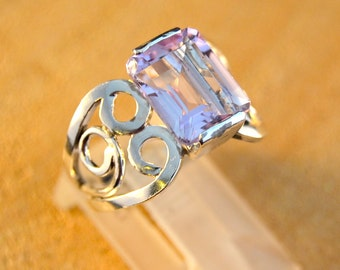 Passion - Orchid Amethyst ring
