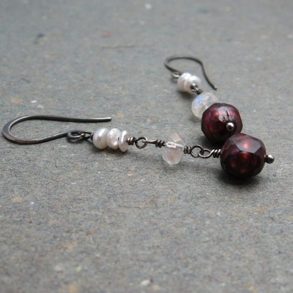 https://www.etsy.com/listing/171849625/red-pearl-earrings-moonstone-keshi-pearl