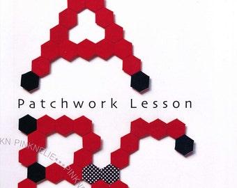 Kumiko Fujita's PATCHWORK LESSON - Craft Book