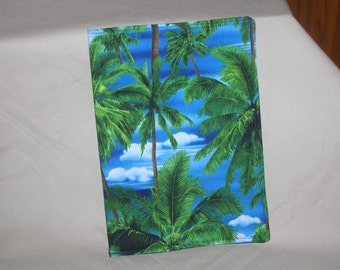 E Reader Sleeve Palm Trees