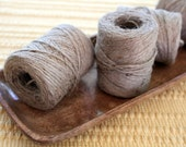 SALE  Jute Twine - 800 Feet - Wholesale - Gift Wrap - Rustic - 3 Ply - Christmas Wrap - Holiday Crafting