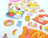 Cute Puffy Japanese Sticker - My Little Snack Bar (1292) by Mind Wave Inc