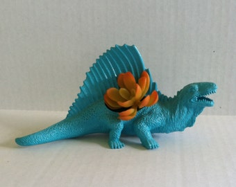 Sea Side Dinosaur Planter Great Dorm Office Home Decor Gift for Get Well  Boss' Teachers