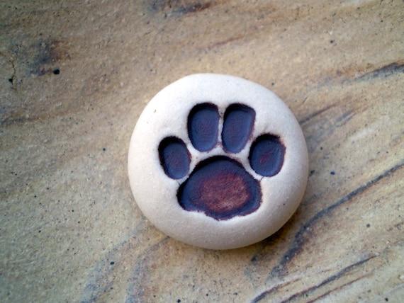 Dog Paw Print, Cat Paw Print, Pet Memorial, Dog Lover Gift, Cat Lover Gift, Pet Sitter Gift