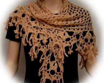 Mariah Shawl pattern