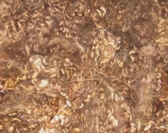 Premium Kid Mohair Locks, 2 ounces Real Hair