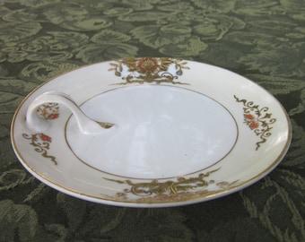 Vintage Noritake China - Early 1900s  Lemon Plate