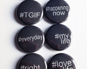 Chalkboard Day In My Life Flair