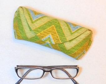 Eyeglass Case or Sunglass Case - Chic Chevron