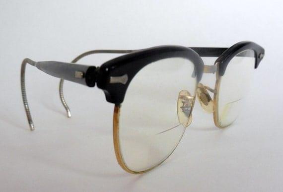 Vintage Shuron Eyeglass Frames : VINTAGE Glasses Shuron Eyeglasses Frames by BabylonSisters ...