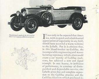 Popular items for car company on etsy for Cadillac motor car company