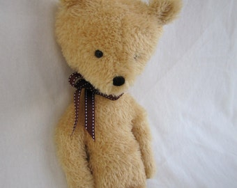 Complete KIT for CHARLIE teddy  - unique child friendly Babys First Bear