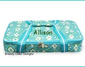 Personalized Insulated Casserole Carrier, Hot Cold Carrier, Potluck Food Carrier, Personalized Food Tote, Mothers Day Gift, Tailgate, Gift