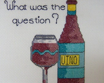 Wine is the Answer... LB14293