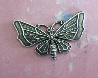 Silver Butterfly Finding 3569