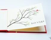 Unique Wedding Guest Book - Perfect for custom wedding, anniversary, wedding shower, gift