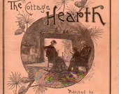ANTIQUE MAGAZINE, The Cottage Hearth, May 1890, collected by junqueTrunque