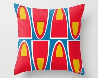 Scandinavian Decorative throw pillow cover - Colorful pillow case - Modern design - accent pillows - decorative bed pillows - couch - sofa