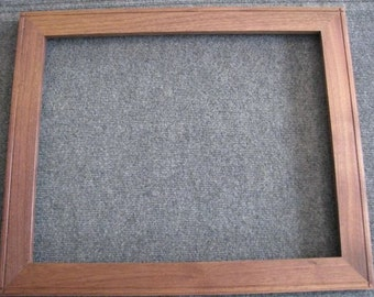 16x20 Black Walnut Picture Frame